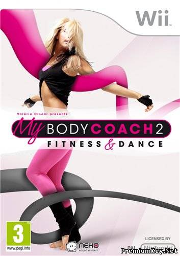 My Body Coach 2: Fitness and Dance (2011/Wii/ENG)