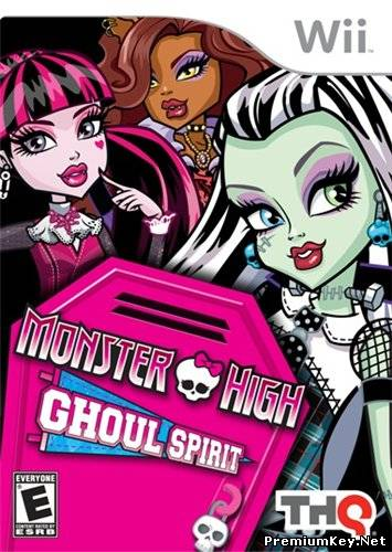 Monster High: Ghoul Spirit (2011/Wii/ENG)