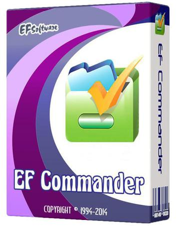 EF Commander 19.10 + Portable