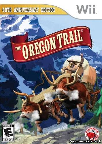 The Oregon Trail (2011/Wii/ENG)