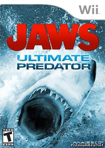 JAWS: Ultimate Predator (2011/Wii/ENG)