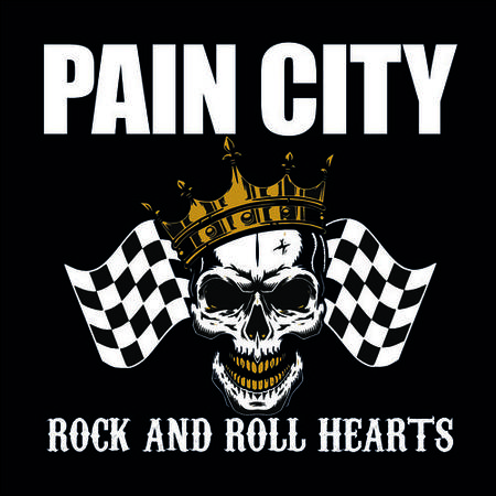 Pain City - Rock And Roll Hearts (2020)