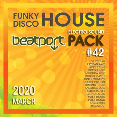 Beatport Funky House: Electro Sound #42 (2020)