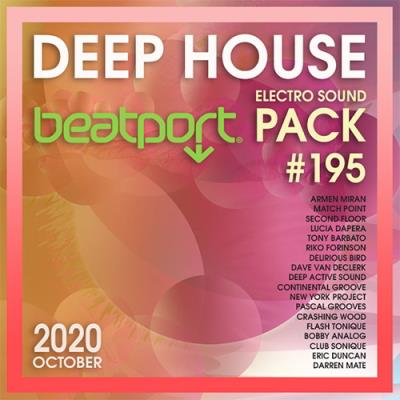 Beatport Deep House: Electro Sound Pack #195 (2020)