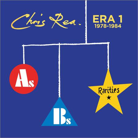 Chris Rea  - ERA 1 (As Bs & Rarities 1978-1984) (3CD) (2020)