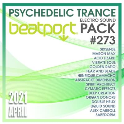 Beatport Psy Trance: Sound Pack #273 (2021)